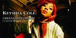 Keyshia Cole I Should Have Cheated/I Changed My Mind Single
