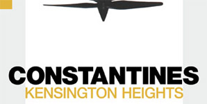 Constantines Kensington Heights Album