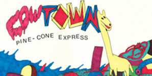 Cowtown Pine-cone Express Album