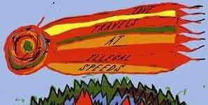 Graham Coxon Love Travels at Illegal Speeds Album