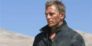 Quantum of Solace, Trailer