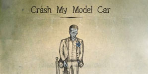 Crash My Model Car Ghosts and Heights Album