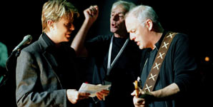 David Gilmour, Arnold Layne (featuring David Bowie), Video Stream