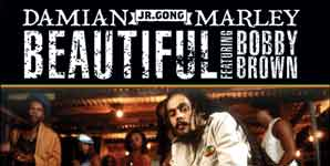 Damian `JR. Gong' Marley, Beautiful, Video Stream