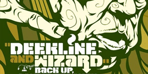 Deekline & Wizard Back Up (Love For The Music) Single