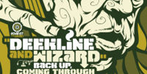 Deekline & Wizard Back Up, Coming Through Album