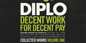Diplo Decent Work For Decent Pay Album