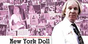 New York Doll, Exclusive clip, Video Stream