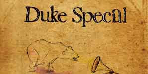 Duke Special, Portrait, Video Stream