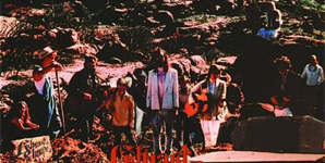 Edward Sharpe & The Magnetic Zeros 3 Track Album Sampler Album