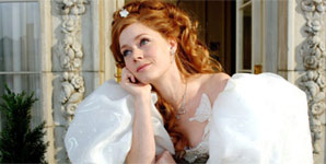 Enchanted, Cast Interviews and clips Trailer