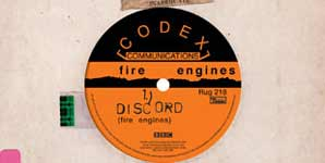 The Fire Engines Discord Single