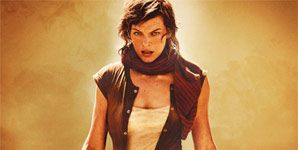 Resident Evil: Extinction, Trailer, New Clip Trailer