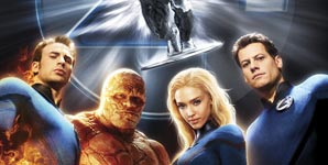 Fantastic Four: Rise of The Silver Surfer, Trailer Stream