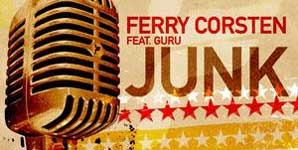 Ferry Corsten, Junk featuring Guru, Video