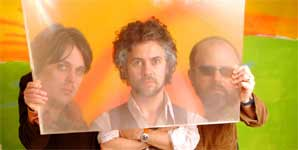 Flaming Lips, At War With The Mystics, Audio Streams