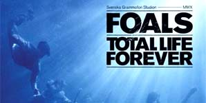 Foals Total Life Forever Album