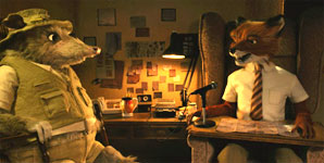 Fantastic Mr. Fox, Trailer