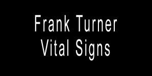 Frank Turner Vital Signs Single