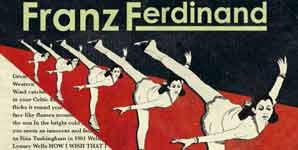 Franz Ferdinand, L Wells,