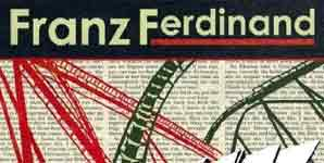 Franz Ferdinand Eleanor Put Your Boots On Single