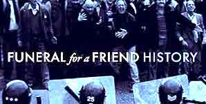 Funeral For A Friend History Single