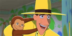 Curious George, Trailer Stream Trailer