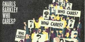 Gnarls Barkley Who Cares? Single