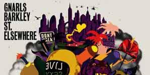 Gnarls Barkley St Elsewhere Album