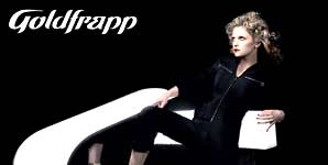 Goldfrapp - Number 1 - Video Stream