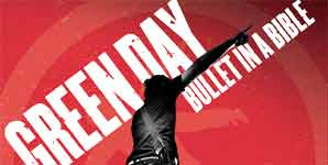 Green Day, Bullet In A Bible,Trailer Video Stream