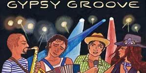 Putumayo Records Gypsy Groove Album
