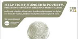 Bruce Springsteen Help Fight Hunger & Poverty Album