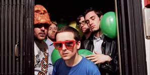 Hot Chip, Over & Over, Video Stream