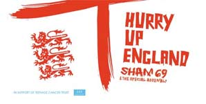 Sham 69 & The Special Assembly, Hurry Up England, Video
