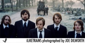 ILiKETRAiNS - Interview