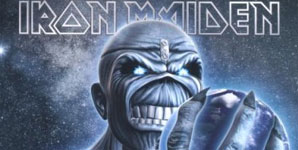 Iron Maiden Different World Single