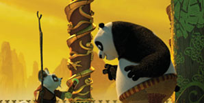 Jack Black - Kung Fu Panda Interview