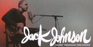 Jack Johnson Sleep Through The Static Album