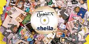 Jamie T Sheila Single