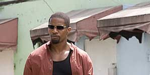 Jamie Foxx - Interview - Miami Vice
