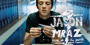 Jason Mraz Geek in The Pink Single