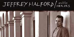 Jeffrey Halford and the Healers Railbirds Album