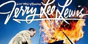 Jerry Lee Lewis Last Man Standing Album