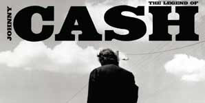 Johnny Cash, The Legend Of Johnny Cash, Audio Streams