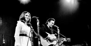 Johnny Cash, Walk The Line & San Quentin, Audio Streams