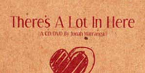 Jonah Matranga There's A Lot In Here Album