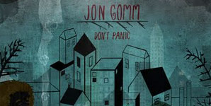 Jon Gomm Don't Panic Album