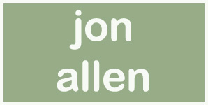 Jon Allen Going Home Single