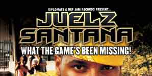 Juelz Santana, Mic Check/There It Go, Audio Stream